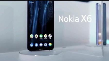 Nokia X6超级体验: 5.8英寸刘海屏, 双面玻璃颜值加分, 我觉得很OK