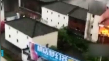 横店影视城大火, 村民以为是在拍戏无人报警