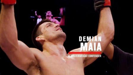 FN129 乌斯曼与玛雅领衔UFC智利首秀