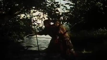 宫本武藏 武藏与好友又八逃亡途中迷路