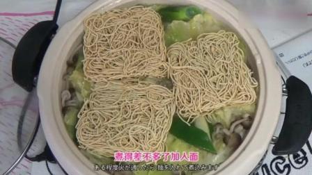 美女大胃王, 吃完八人份拉面, 汤又泡了一大碗米饭