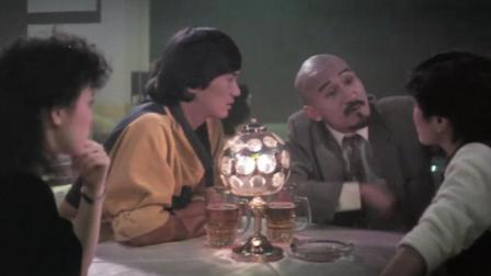 最佳拍档: 光头佬和男人婆吵架, 却被男人婆套路