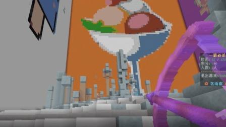小橙子&大橙子《我的世界》搞笑: 小游戏派对嗨的不行