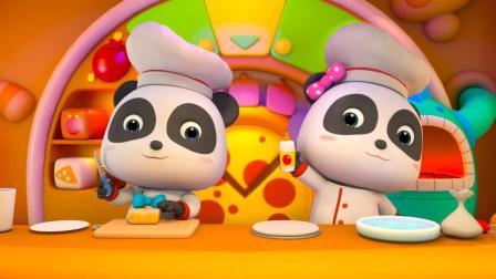 宝宝巴士启蒙音乐剧之美食总动员 披萨师