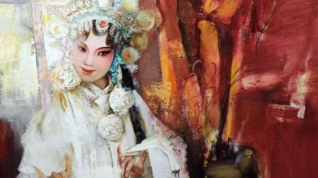 他一手绝技, 使得手中花旦千娇百媚, 风华绝代 艺视中国 刘俊彪