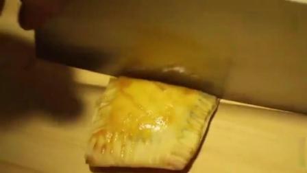 《菠萝派》想吃菠萝派不用出去买, 酸甜可口, 自己在家就能做!