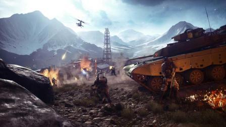 《战地5》公布! 重现意想不到的战争场景
