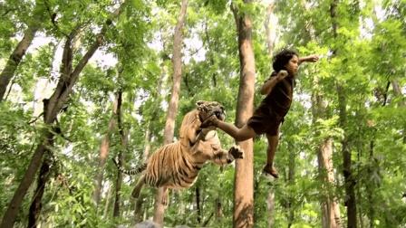 打虎英雄印度版 小孩开挂 也害怕