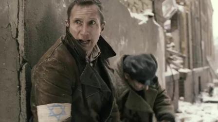《黑暗弥漫》  寻食 双人配合铁锤敲破纳粹头