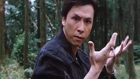 兄弟被害, 甄子丹含怒出手, 大展拳脚功夫决战邹兆龙