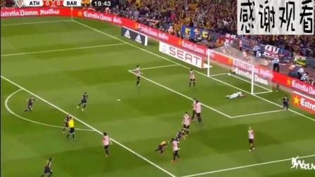 回顾经典: 梅西凭借这些进球和技能征服了全世界, 超级精彩!