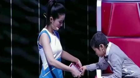 中国小男孩神奇天赋吓坏国外选手, 真长脸!