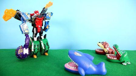 恐龙王国朋友们中最厉害的是谁呢?第二季
