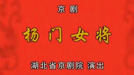京剧《杨门女将》潘欣 陈晓霞 裴咏杰 王小蝉