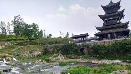 环中国之旅   张三丰成仙的地方和江南首富沈万三原埋葬地的城市-贵州省福泉市