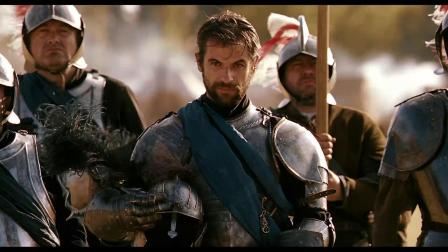 《佣兵传奇》  拒绝劝降光荣迎战 一代英雄终牺牲