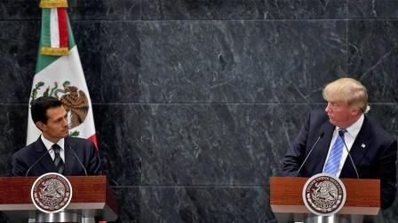 【局势君】特朗普为什么要在美国和墨西哥之间修隔离墙?