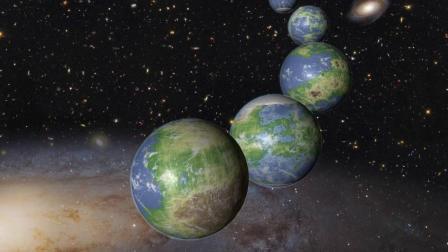 """银河系有多少颗""""地球""""? 科学家: 10亿颗不止, 多少颗有生命?"""