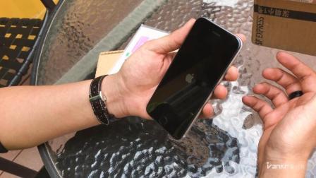 「翻车了吗」从微商那买了台二手iPhone: 成色超出预期
