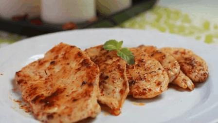 鸡胸肉怎么做才好吃? 不要再炒着吃了, 这样做简单快捷好味道