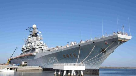 花1024万美元购买此国航母, 如今却成为了我国军事主题公园的主角