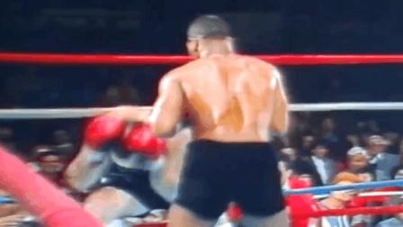巅峰期的泰森简直无敌了, 谁都抗不了他的重拳!