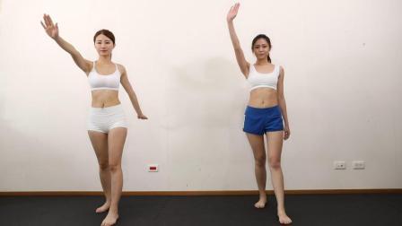 美女健身联盟: 4分钟爆汗TABATA