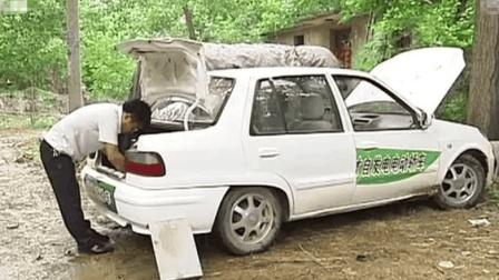 54岁农村大叔发明新能源车, 不加油不充电, 一次能跑1000公里