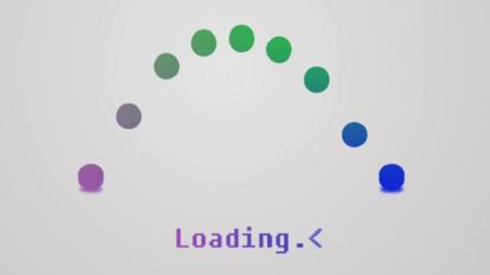 AE教程:简单几步制作出小球周期循环弹跳动画!