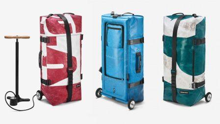 《美骑快讯》第209期 4000元买堆废品?听说充气的旅行包更好用