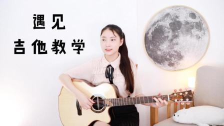 《遇见》孙燕姿 - 阿澜吉他弹唱教学