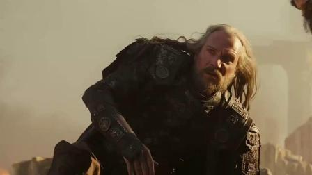 《诸神之怒》  库洛纳斯横空出世 珀尔修斯勇迎战