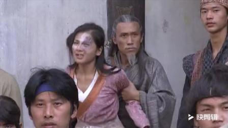 天龙八部 : 霸气乔峰内功惊人, 掌力排山倒海