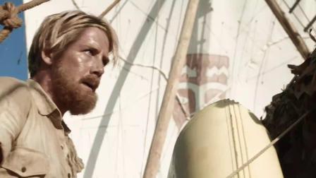 《孤筏重洋》  滑落海中被 惊心动魄终获救