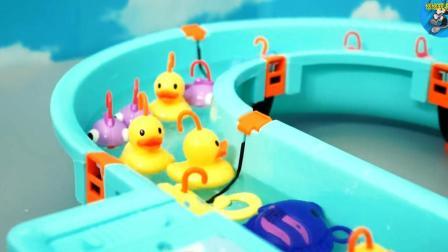 小鸭子游泳了, 儿童玩具, 悠悠玩具城