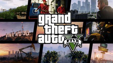 比利《GTA5》04 里奇曼的富人 退房时间 罗克福德劫车与炸毁汽车3