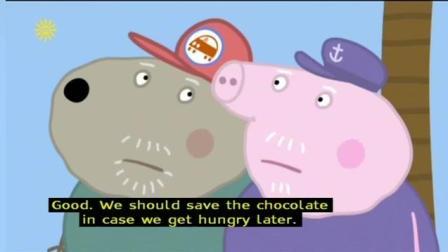 Peppa Pig Series 4 Desert Island 加舟英语小猪佩奇第4季英文字幕