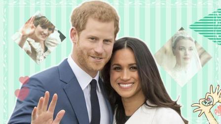 英哈里王子大婚, 盘点欧洲五大王室婚礼