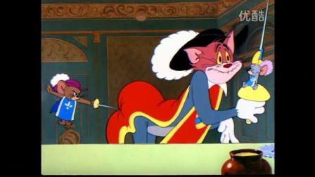 猫和老鼠:小老鼠自制汉堡,偷吃被汤姆发现,杰瑞营救却