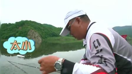 在湖库里小崔接连钓获2尾大青鱼, 却遭遇钓鱼生涯中第一次断杆