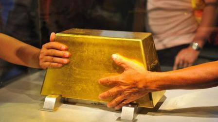 黄金遇到汞真的会消失吗? 国外土豪亲身实测