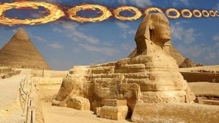 中国神话: 天上出现十个太阳, 在古埃及也有类似记载