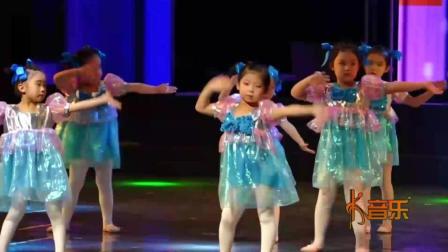 超可爱! 幼儿园小朋友表演自己的舞蹈《健康歌》