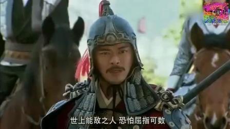 罗成之子罗通大战薛仁贵之子薛丁山, 感觉有点打不过薛丁山呀