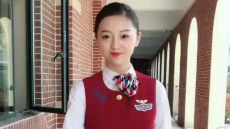 四川航空学院的空姐 75