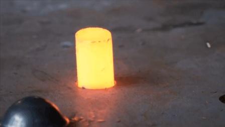 一个视频让你看懂什么是热铆接, 比焊接还结实的工艺