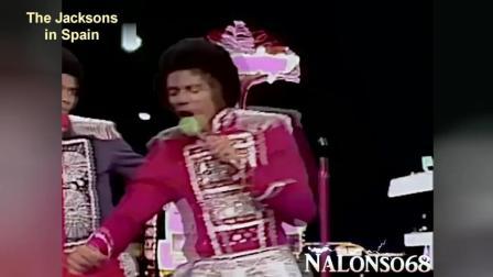 迈克尔杰克逊1979年的早期视频 非常罕见与珍贵