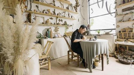90后男生一个人住4层别墅, 美得像仙境!