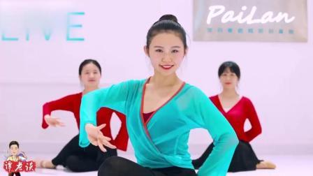 古典舞《半壶纱》, 能跳出感觉的只有孙科老师, 这都是模仿
