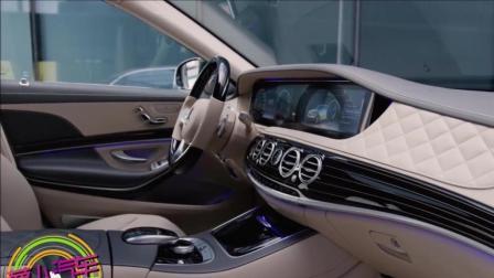 全新款迈巴赫奔驰S450震撼来袭, 讲究高品质用车需求的买它准没错!